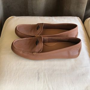 4e0fddf6e22 Coach Shoes - NWOT COACH Mary Lock Up Driver Loafers